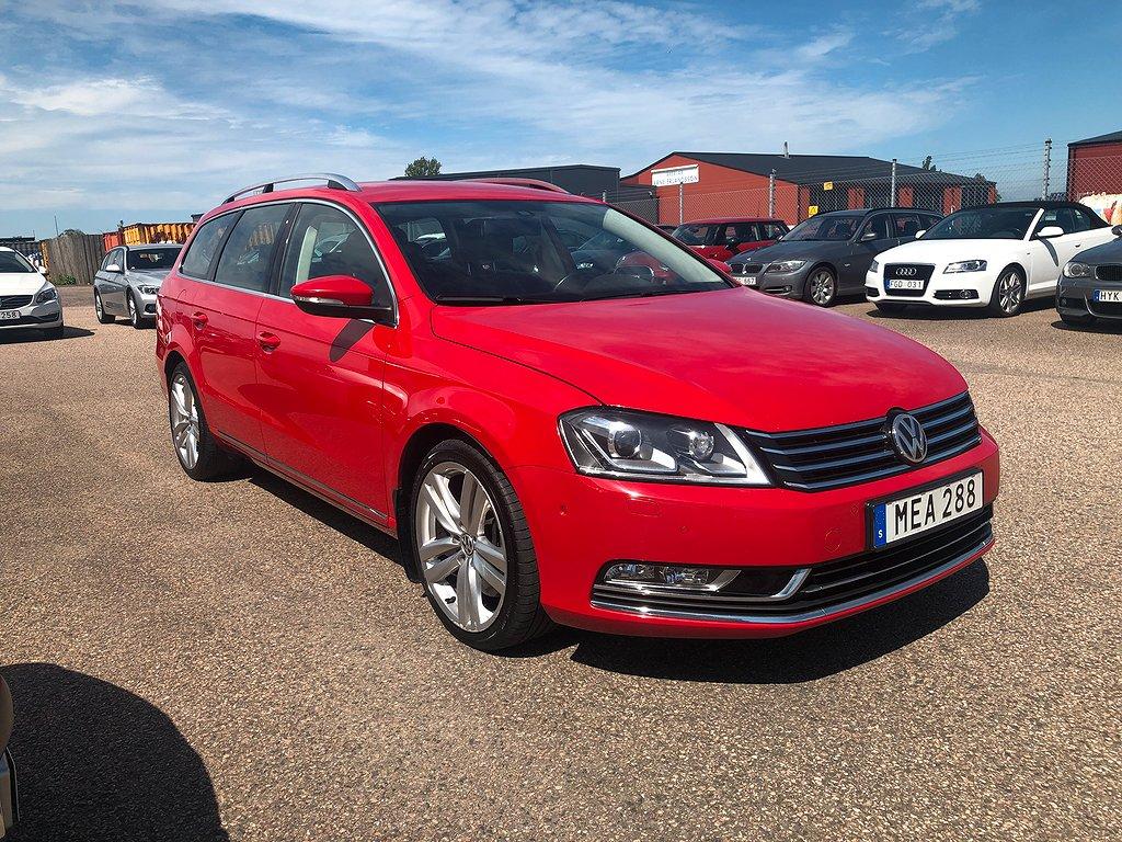 Volkswagen Passat 3.6 V6 4Motion DSG Premium 300hk