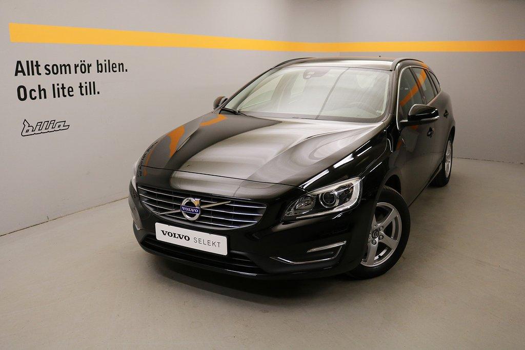 Volvo V60 D4 e Momentum Business Edition