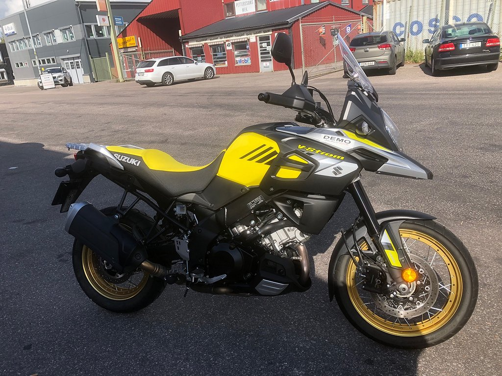 Suzuki DL1000 XT