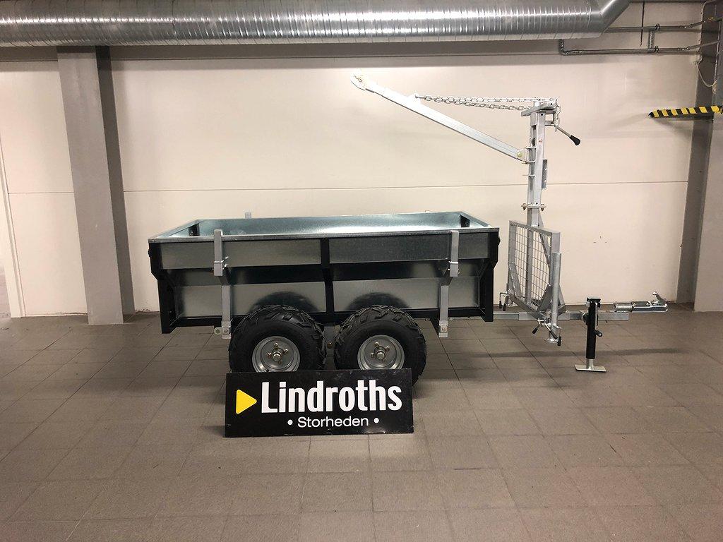 Övrigt Bronco ATV Combivagn