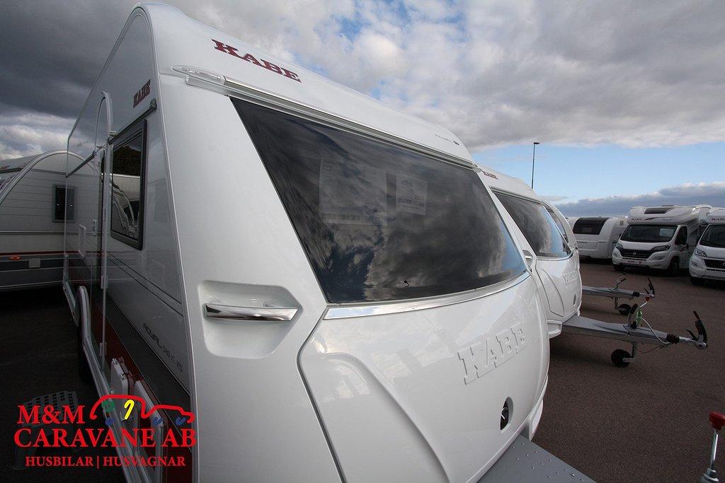 Kabe Royal 520 XL KS Dubbelbädd