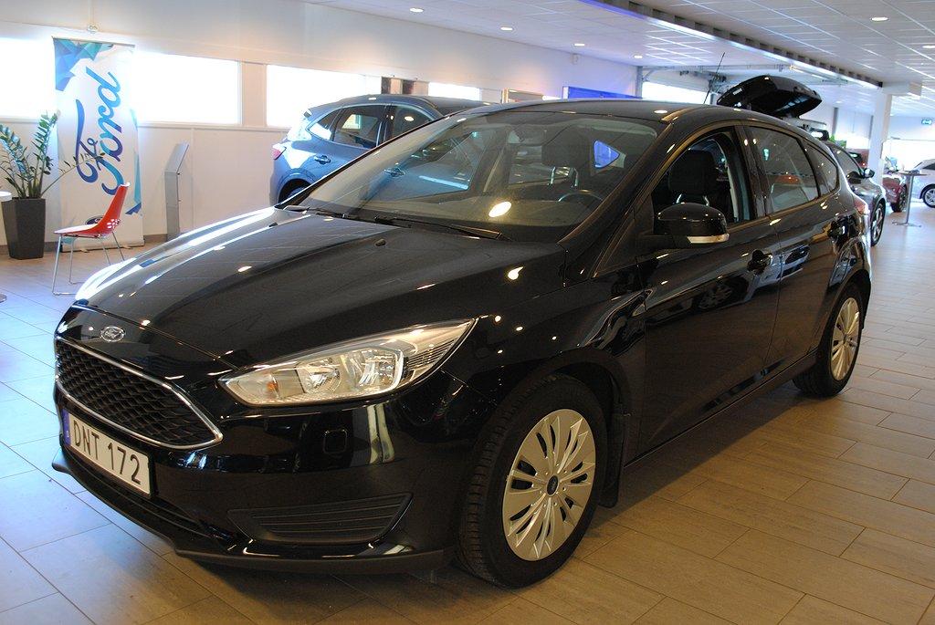 Ford Focus *1.95%ränta&5000kr i fritt bränsle* 1.6 95hk TDCi Trend