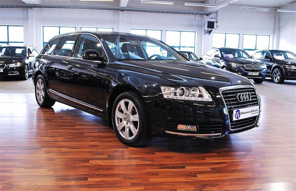 Audi A6 2.0 TDI 170 hk Business Edition *Drag*