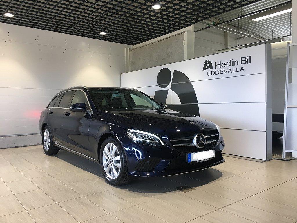 Mercedes-Benz C 220d kombi. SE Edition. Advantagepaket. kombipaket. vinterpaket