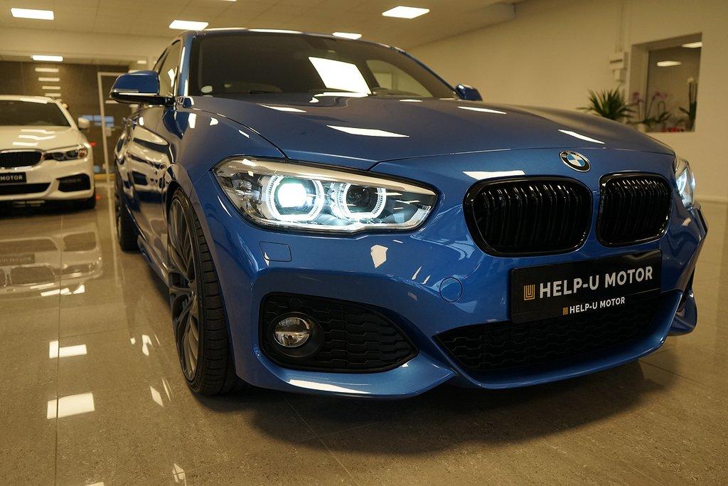 """BMW 120 i 5-door M Sport 20"""" Breyton 184hk"""