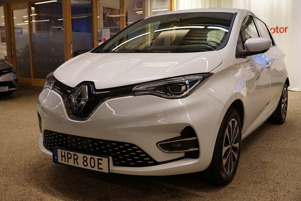 Renault Zoe R135 PhII 52 kWh Intens batterihyra