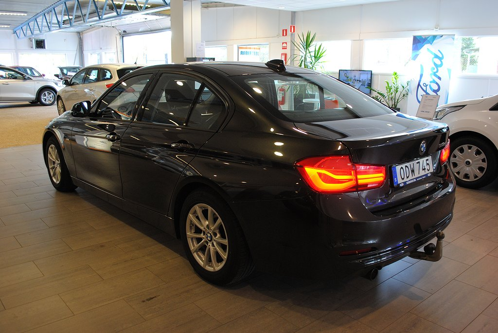 BMW 318 d Steptronic Sport Line Business 150hk