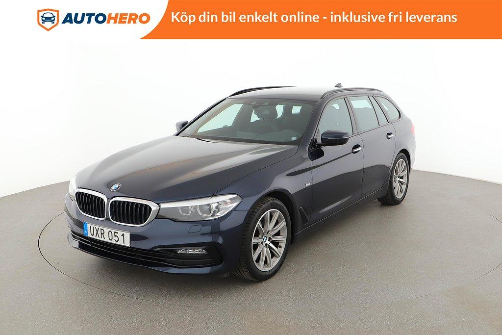 BMW 520 d Touring Sport Line Aut / GPS, Drag, PDC