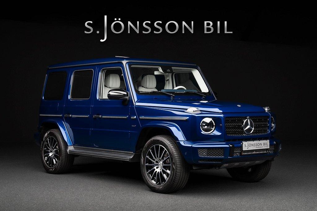 Mercedes-Benz G 400d / Se filmen /