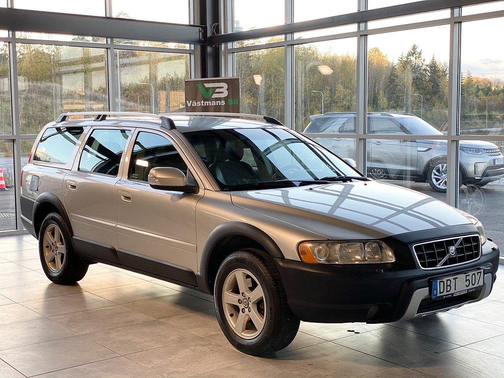 Volvo XC70 2.5T 210hk Automat/AWD/dragkrok