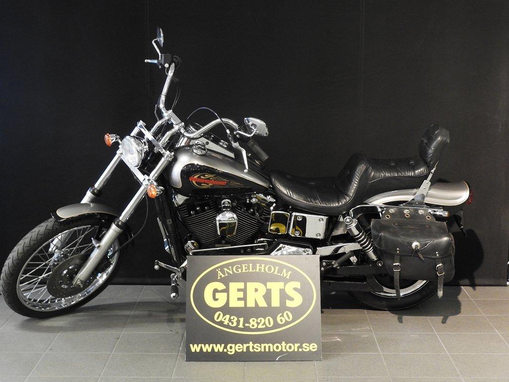 Harley-Davidson FXDWG DYNA WIDE GLIDE