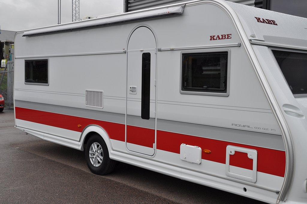 Kabe Royal 600 GLE KS / MÄSSVECKA 1,95%
