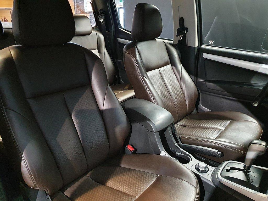 Isuzu D-Max LS Crew Cab 2.5 4WD 163hk