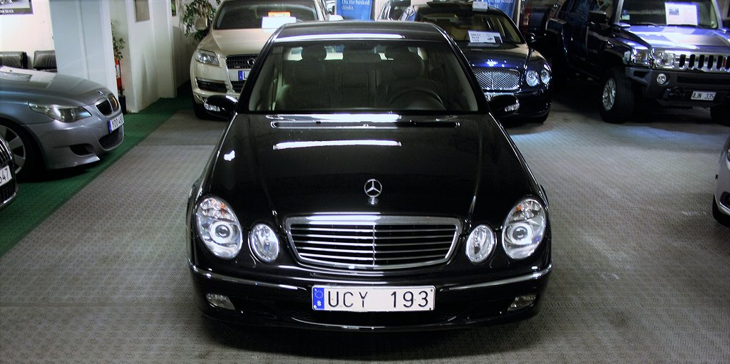 Mercedes-Benz E 240 5G-Tronic 177hk 20