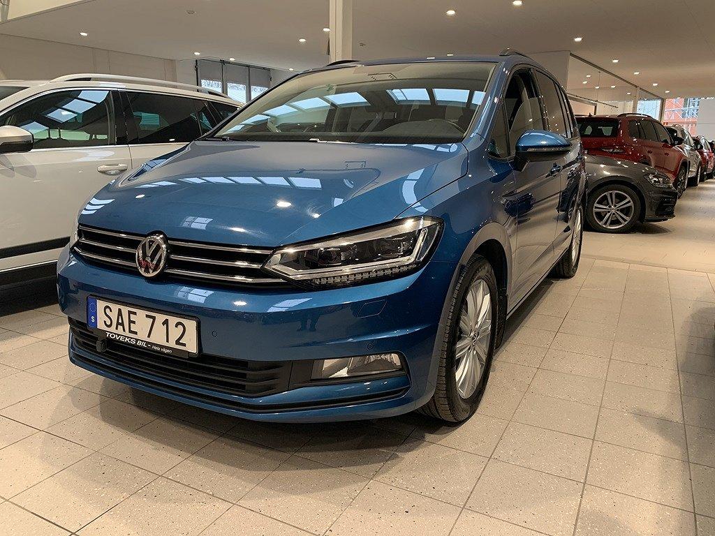 Volkswagen Touran 1.4 TSI 150 DSG7 1.4 CLBMT 110TS