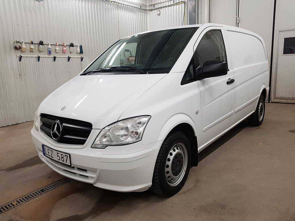 Mercedes-Benz Vito 110 CDI Kompakt 14300mil