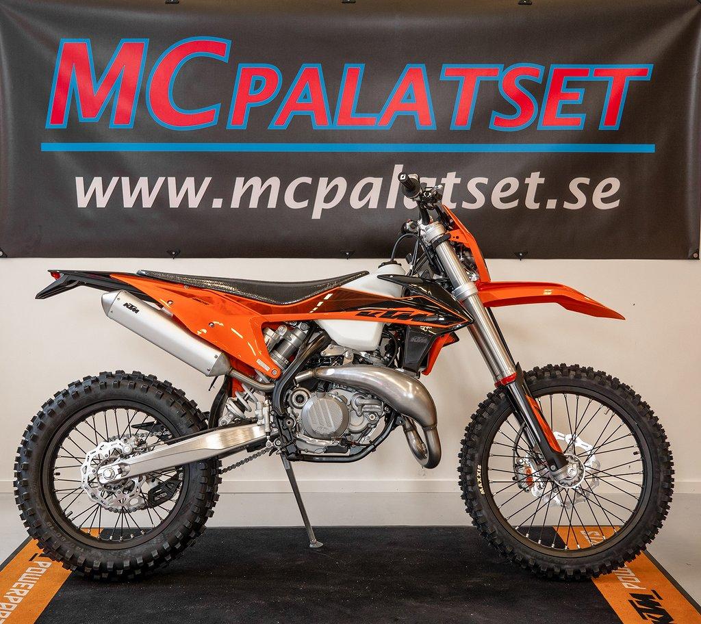 KTM 250 EXC TPI 2020 / FINANS / I BUTIK