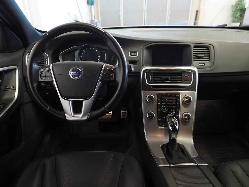 Volvo V60 Cross Country D4 AWD AUT Summum Classic 190hk 2018