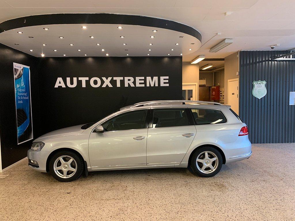 Volkswagen Passat 2.0tdi  BlueMotion 4Motion välvårdad