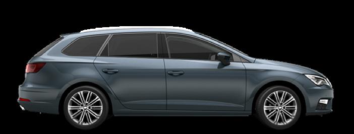 Modellbild av en Seat Leon Sportourer ST
