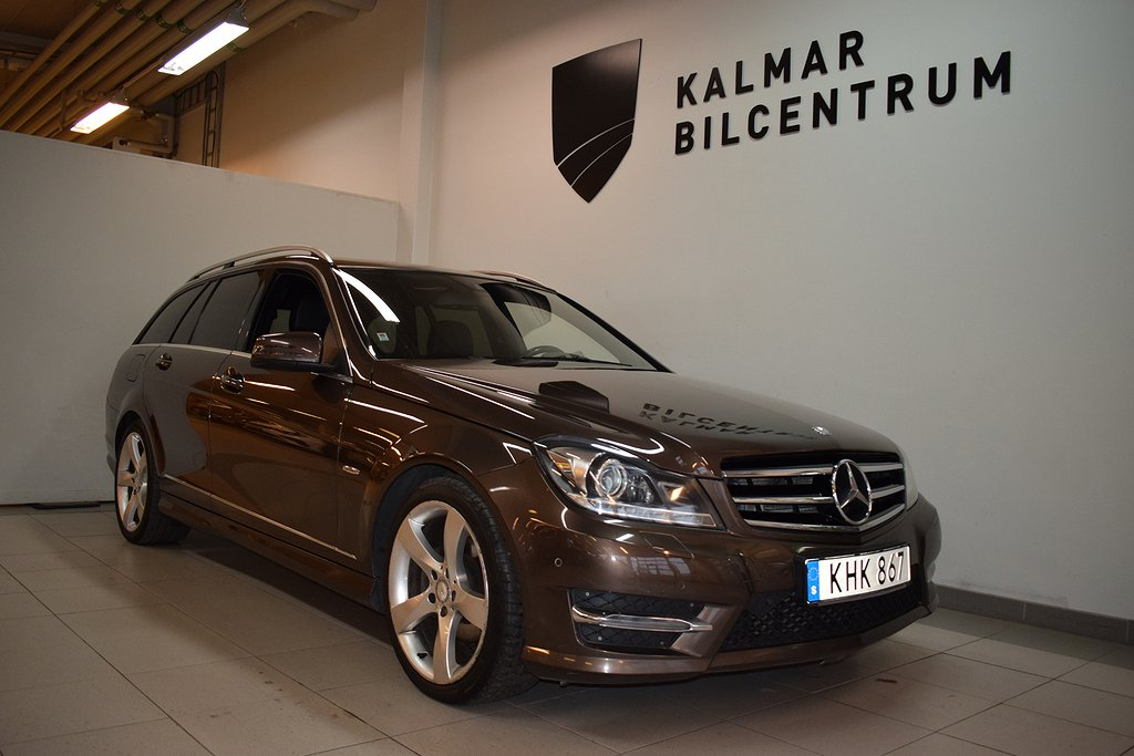 Mercedes-Benz C 220 T CDI 4MATIC Plus