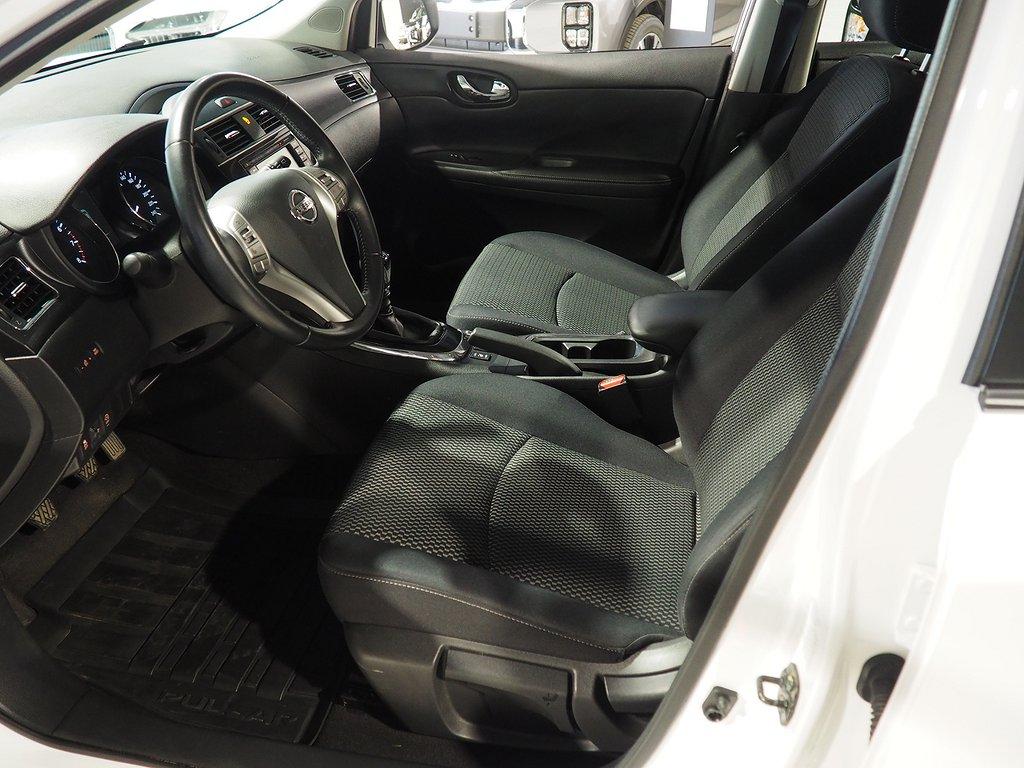 Nissan Pulsar 1.2 DIG-T Acenta Nav Backkamera 2015