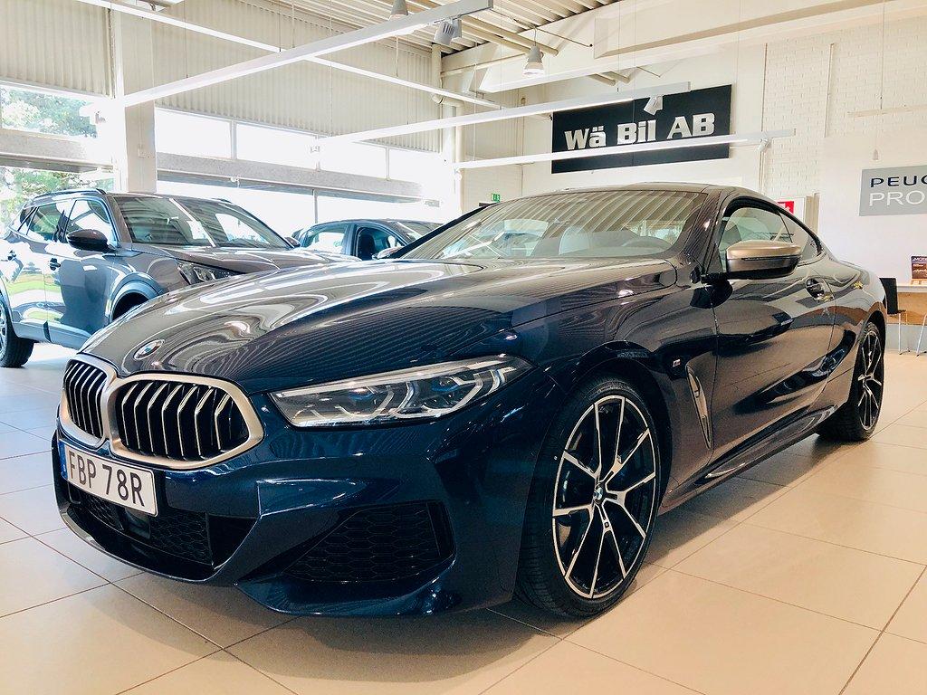 BMW M850 i xDrive Coupé 2020