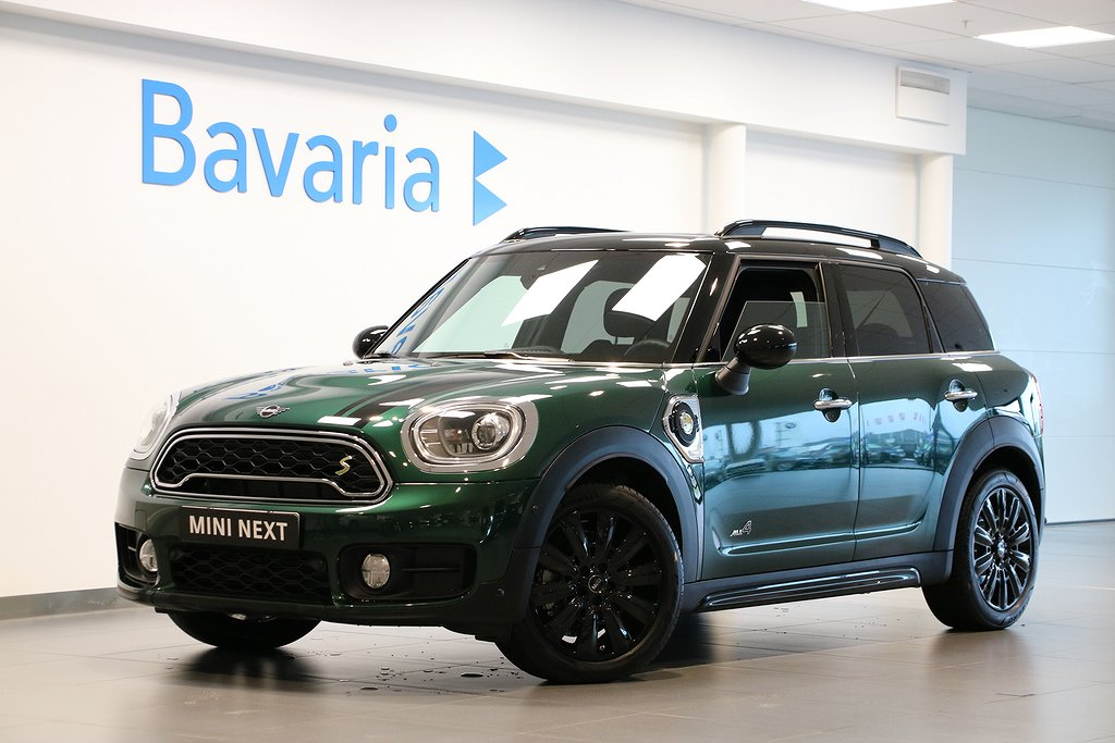 Mini Countryman S E ALL4 Plug In Hybrid Aut Nypris 450.900:-