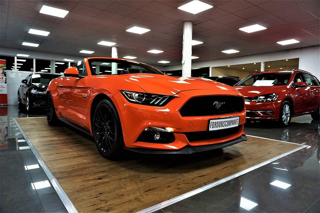 Ford Mustang 5.0L Ford Mustang GT