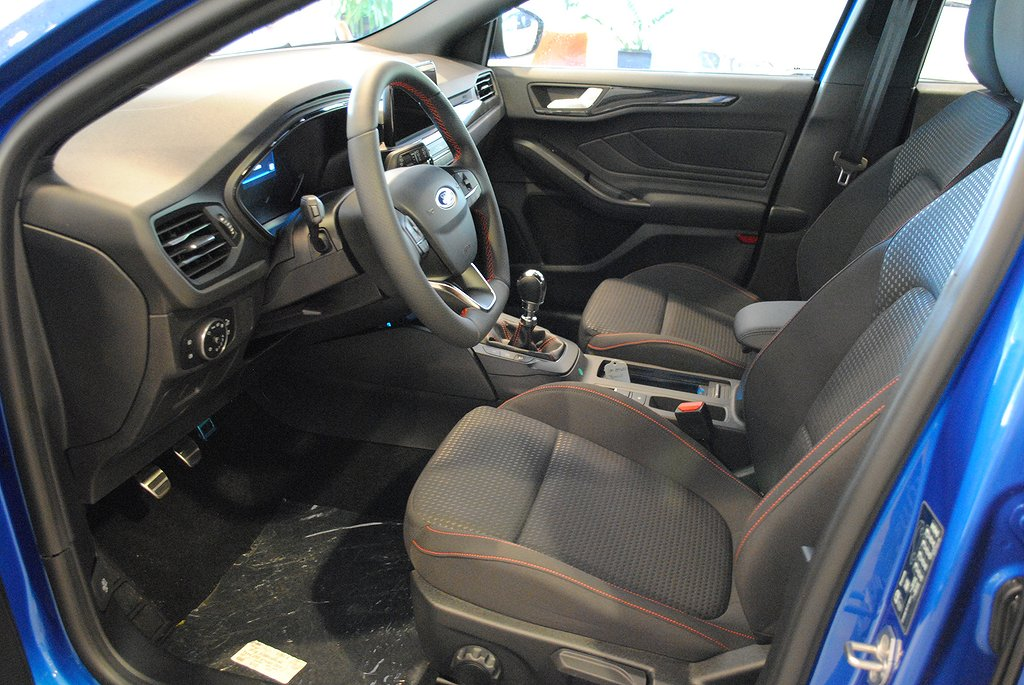 Ford Focus Nya ST-Line 1.0T 125hk EcoBoost