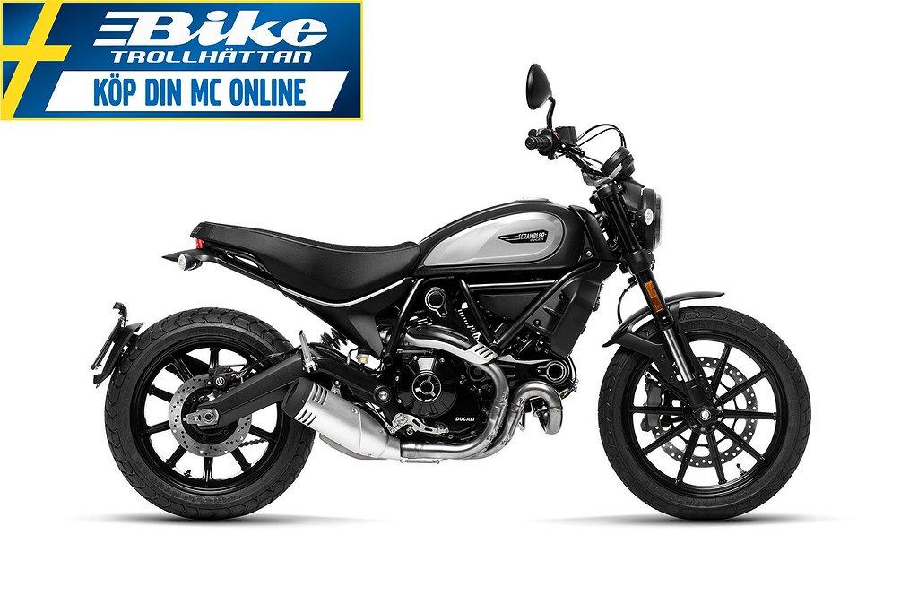 Ducati Scrambler Icon Dark 5000kr presentkort ingår