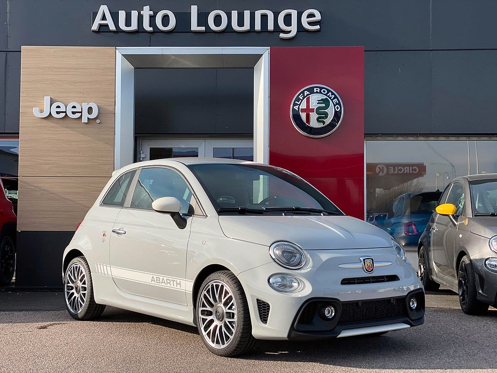 Abarth 595 145 hk Privatleasing