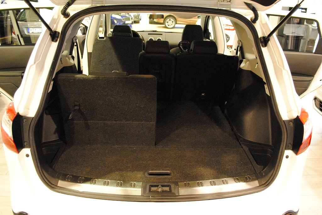 Nissan Qashqai+2 1.5 dCi 7-sits 110hk
