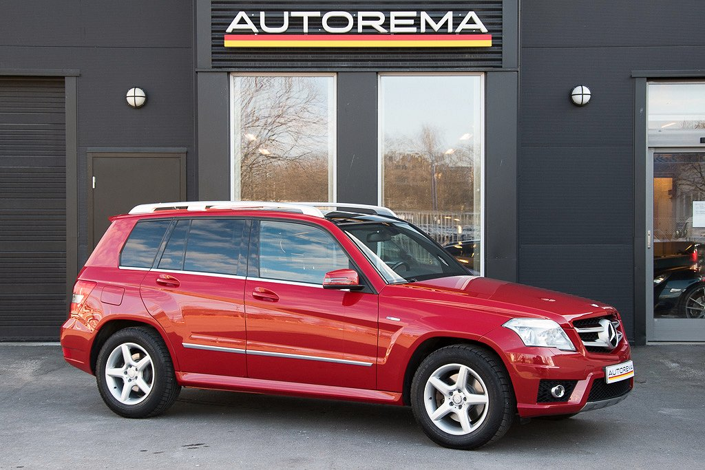Mercedes-Benz GLK 220 CDI 4MATIC AMG PANORAMA