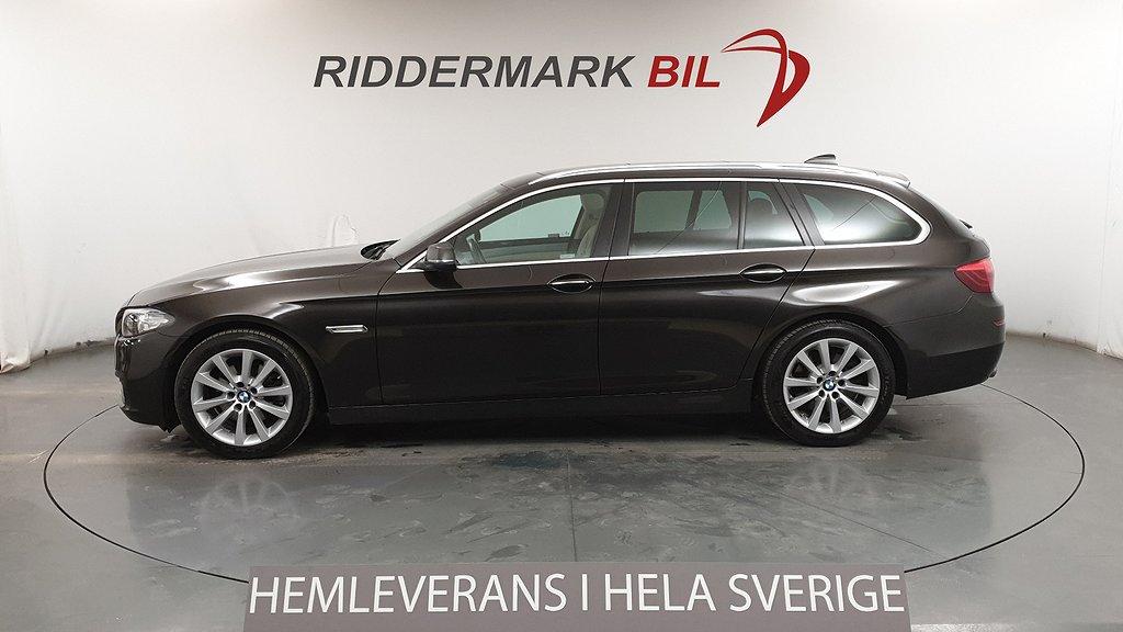 BMW 520 d xDrive 190hk Pano H/K Skinn Drag M-sport ratt Eu6