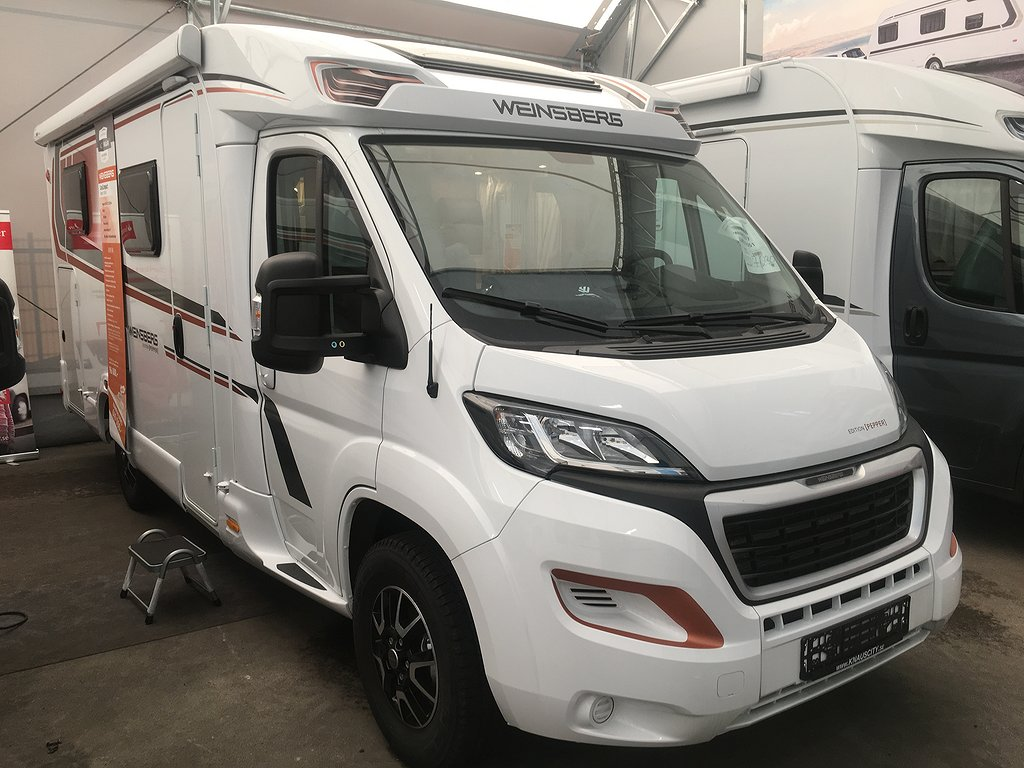 Weinsberg CARACOMPACT 600 *PRIVAT LEASING*
