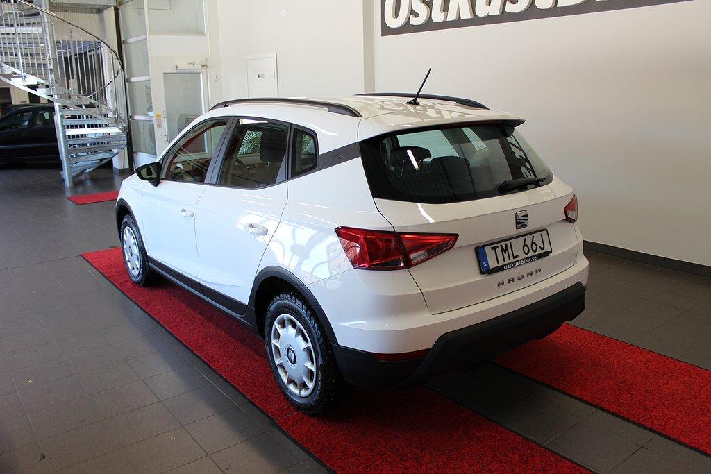 Seat Arona, 1.0 TSI Euro 6 95hk