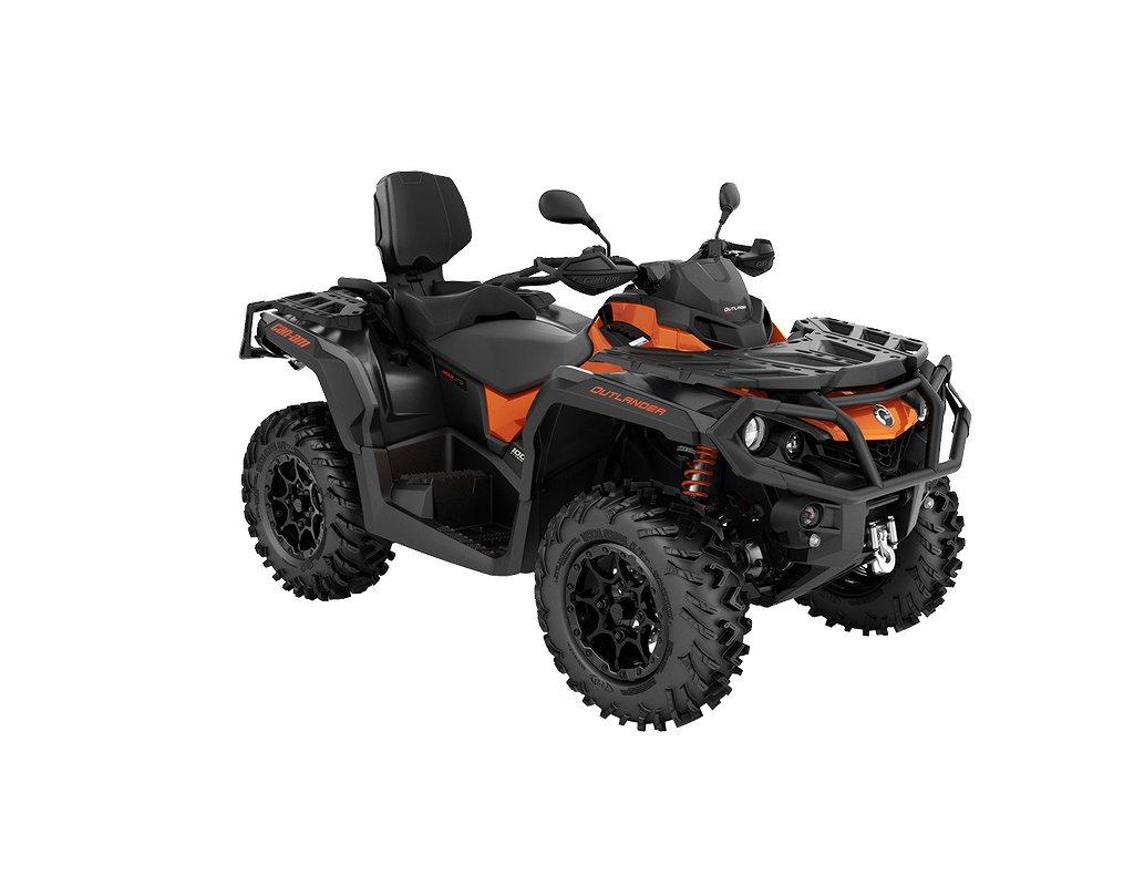 Can-Am Outlander Max 1000 XTP T Traktor