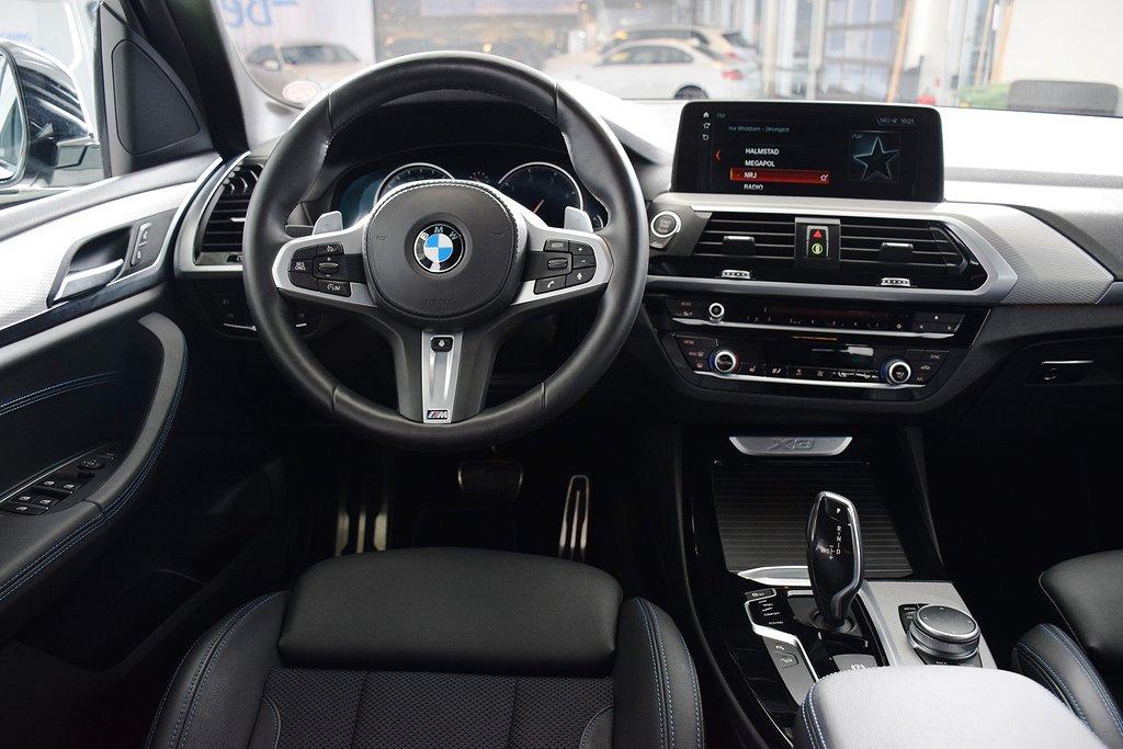 BMW X3 xDrive 20d M-Sport/ Navigation/ Winter