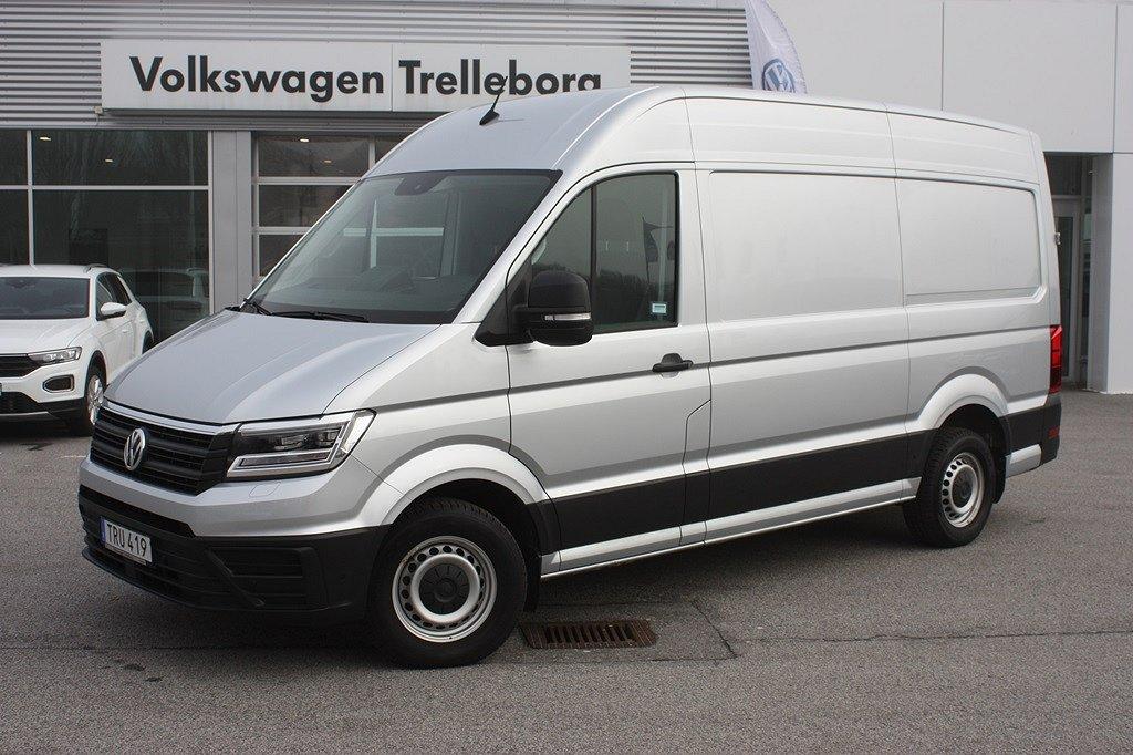 Volkswagen Crafter TDI 177 hk. 289.900.- ex moms