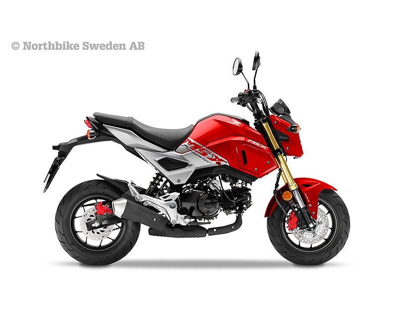 Honda MSX125  Kampanjränta 1,45%