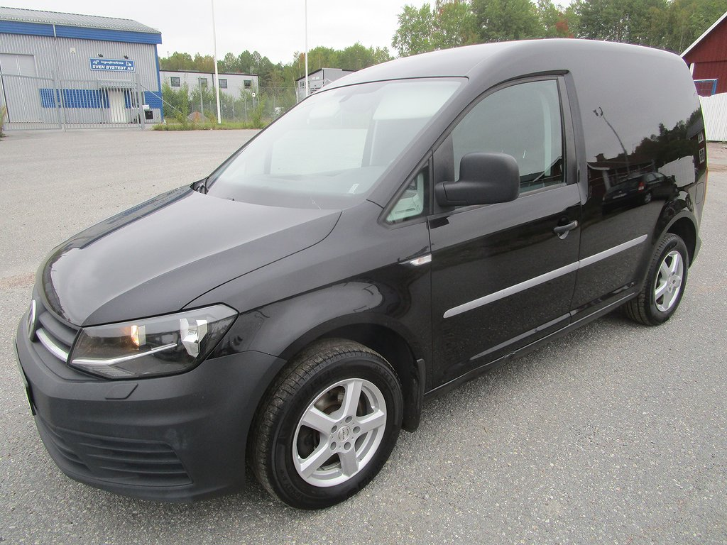 Volkswagen Caddy 2,0 TDI