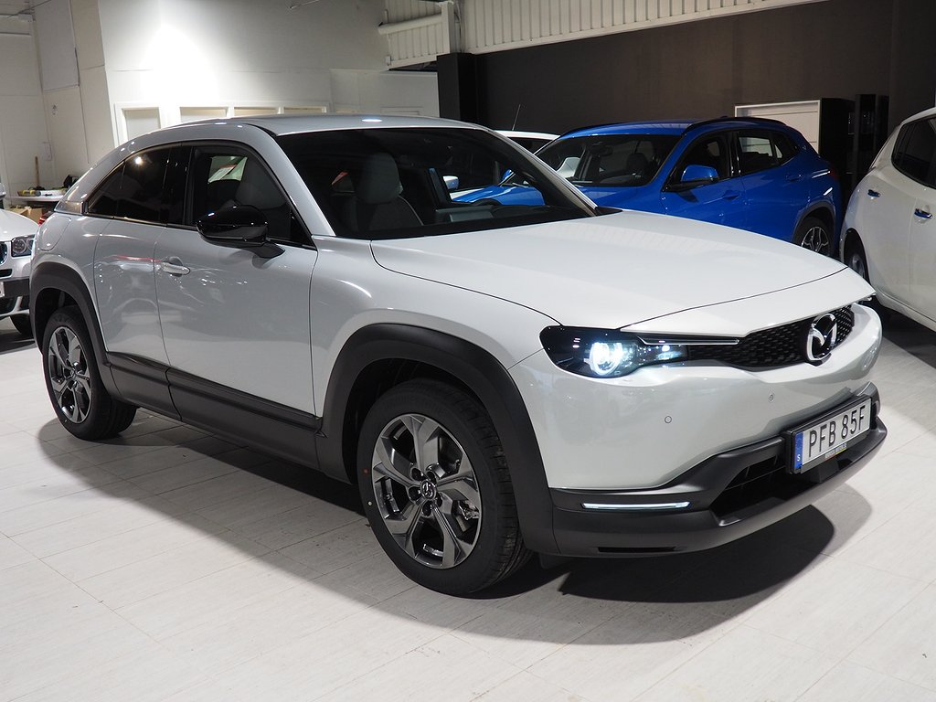 Mazda MX-30 COSMO e-SKYACTIV EL Kampanjränta 1.99% 2020
