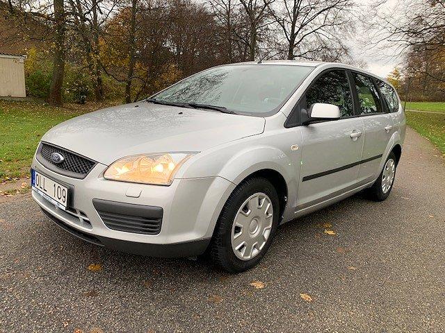 Ford Focus Kombi 1.6 Duratec 101hk