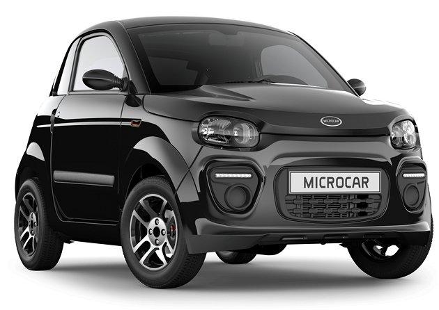 Microcar Kampanj inkl Stort ljudpaket, Due.