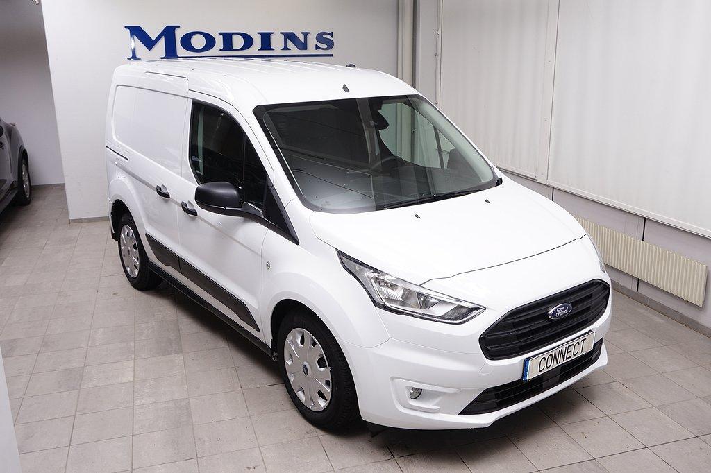 Ford Connect 1,5 100HK AUT L1 Adaptivfart/Värmare/Backkamera