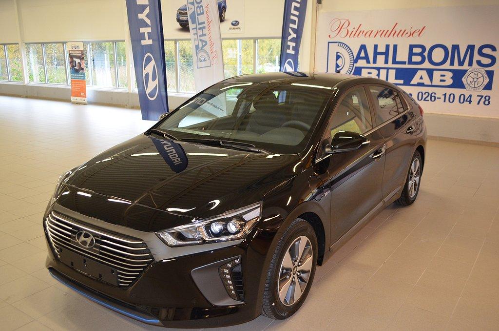 Hyundai IONIQ Plug-in 1.6 (105 hk) + Elmotor (60.5 hk) AT Premium+