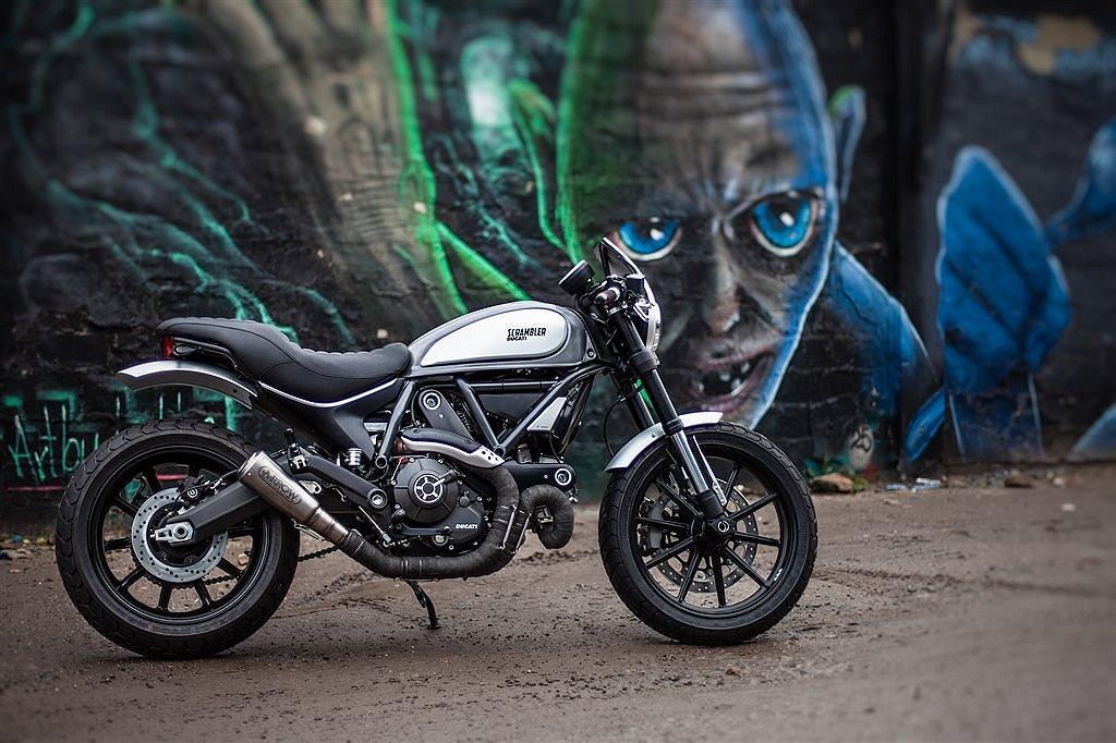 Ducati Scrambler Desmo Edition! SÅLD!