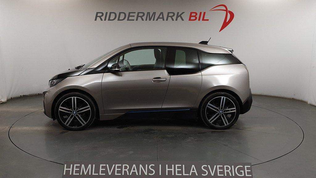 BMW i3 60Ah REX, I01 (170hk)