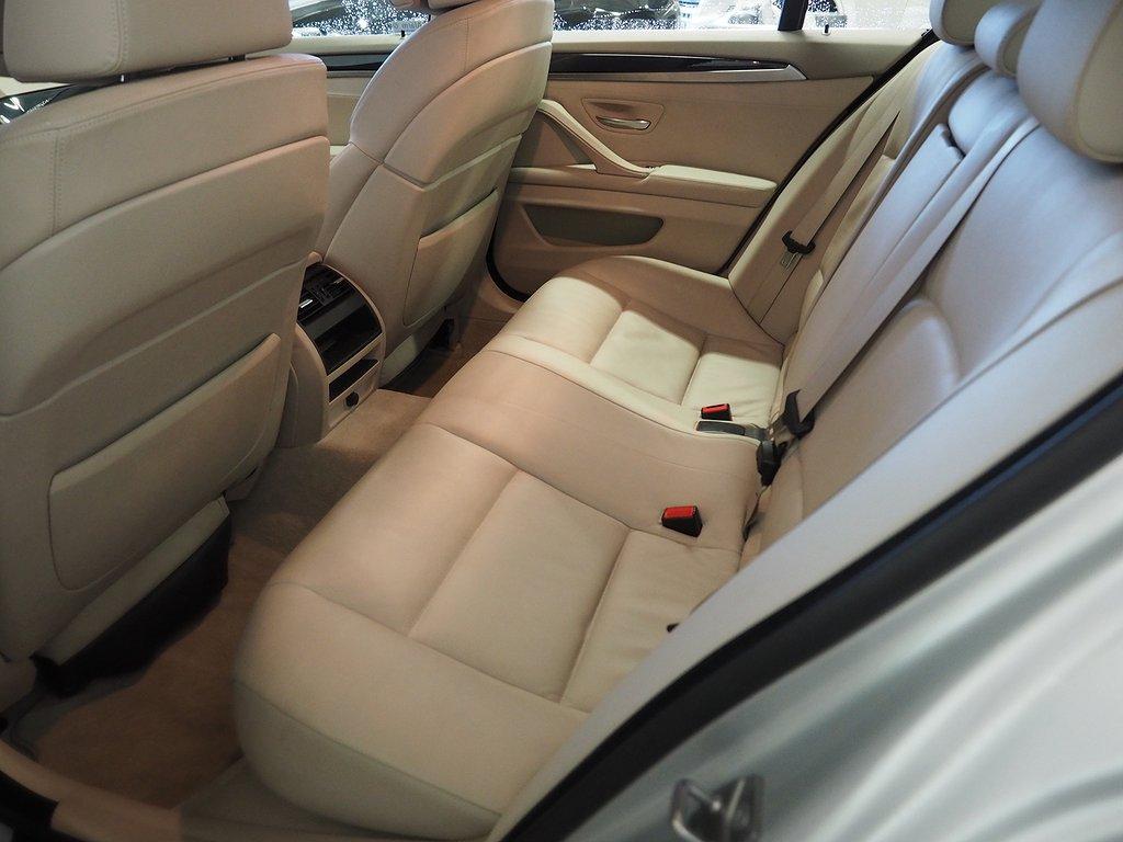 BMW 535 d Sedan Steptronic 299hk (Navi, Helskinn) 2011